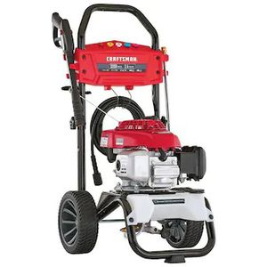 CRAFTSMAN3200-PSI 2.4-GPM Cold Water Gas Pressure Washer with Honda Engine CARB for Sale in Oklahoma City, OK