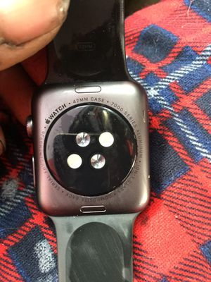 One series one Apple Watch one series 3 Apple Watch the series 3 Apple Watch is the limited addition 1300 retail value Apple Watch the series one is for Sale in Applewood West, CO