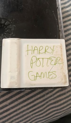 Harry Potter Games 1-3 & Qudditch (PC) for Sale in Phoenix, AZ