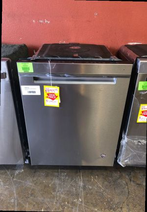 Stainless Steel Whirlpool Top Control Dishwasher 1WJCV for Sale in Ontario, CA