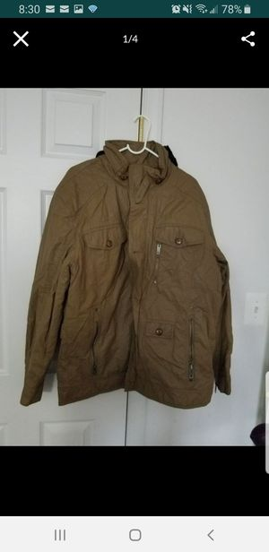 Mens large size jacket price reduce for Sale in Baltimore, MD