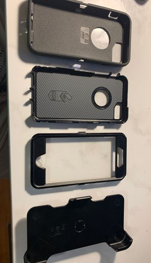 OtterBox Defender series iPhone 7 never used for Sale in Stuart, FL