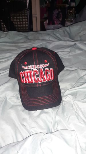 Chicago velcro strap hat for Sale in Affton, MO