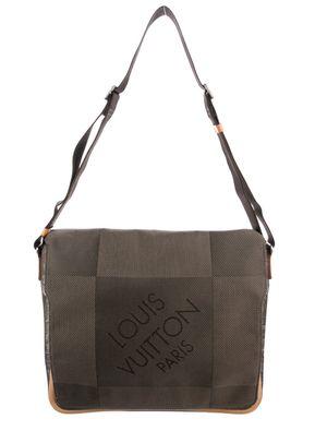 Louis Vuitton Damier Geant Terre Messenger Bag for Sale in Tempe, AZ