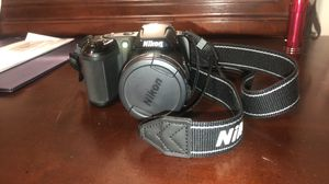 Nikon coolpix L810 with sd card and bag for Sale in Jacksonville, FL