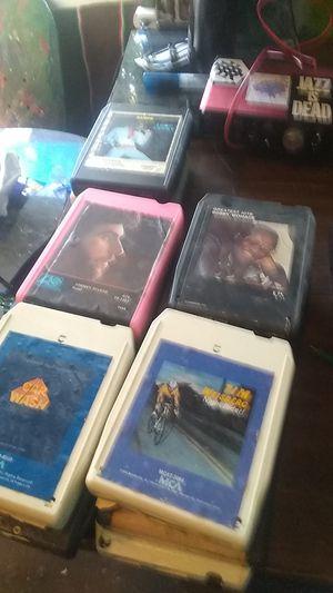 8track tapes for Sale in Pomona, CA