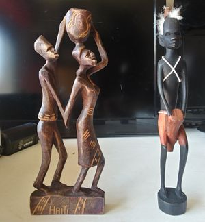 Wooden Carvings for Sale in Raleigh, NC