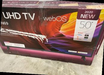 Lg web is 50 inch tv 👍🏽👍🏽👍🏽👍🏽 BE for Sale in Westminster,  CA