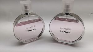 2 Chanel chance bottles for Sale in Chillum, MD