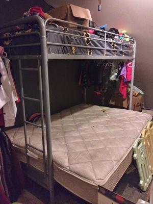 Twin futon bunk bed for Sale in Granite Falls, WA
