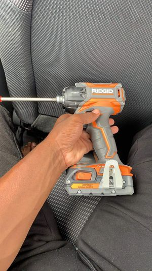 Ridgid 18v Drill for Sale in Columbus, OH