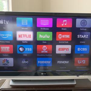 "Sony 65"" SXRD TV for Sale in Arlington, TX"