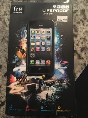 Lifeproof case for IPhone 5 for Sale in Scottsdale, AZ