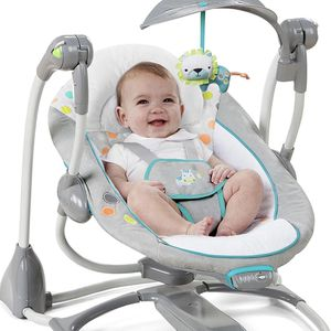 Brand new Ingenuity convertMe swing- 2- seat still in original box for Sale in Plainfield, IL