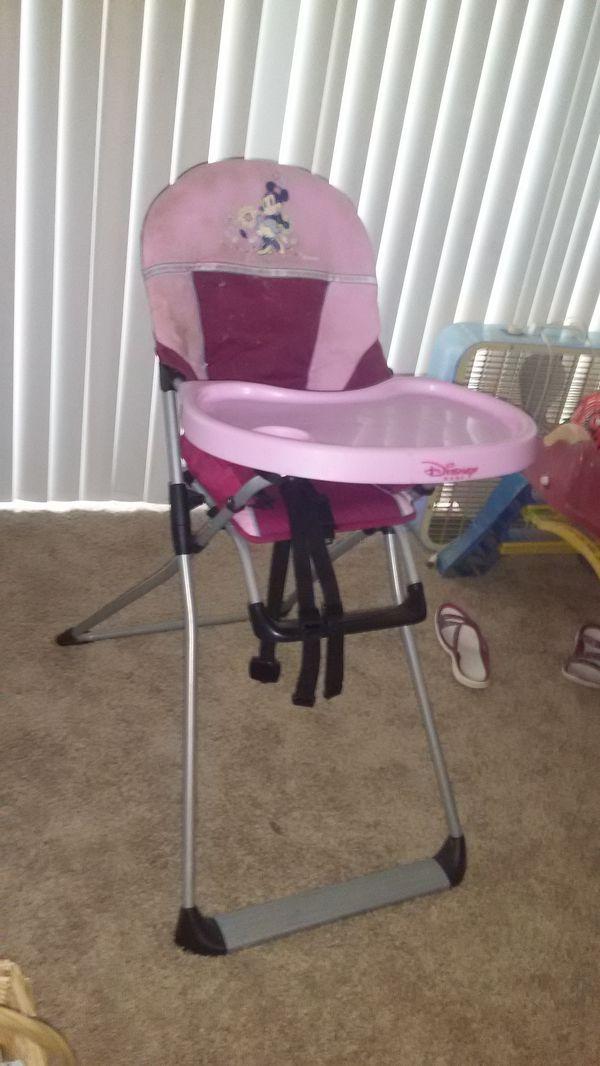 Disney Light High Chair