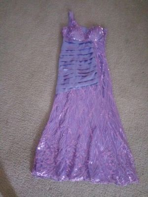 Xsmall dress purple for prom for Sale in Winter Haven, FL