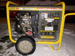 Wacker neuson generator GPS 9700. for Sale in Kansas City, MO