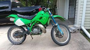 1997 Kawasaki kx 250 dirt bike for Sale in Allison, IA