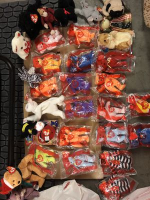 Beanie babies collectibles for Sale in Santa Clara, CA