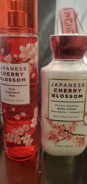 Fragrance Mist and Lotion set for Sale in Fresno, CA