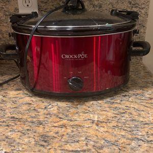 6 qt Crock Pot for Sale in Seattle, WA