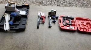 nail guns andstaple gun for Sale in Brunswick, OH