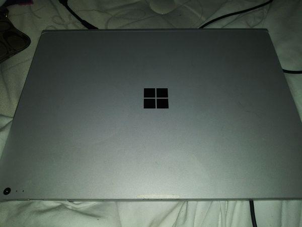 Microsoft surface book 2 13.5 i5