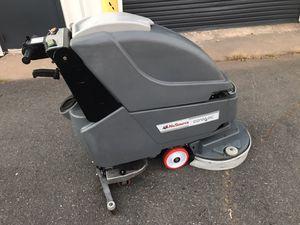 Walk Behind Automatic Floor Scrubber NuSource Comac Simpla 50, 20 in for Sale in Manassas, VA
