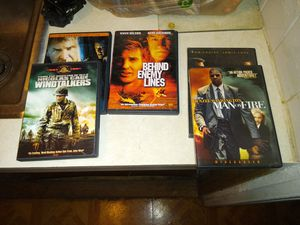 I have over 50 DVDs to choose from$1 each for Sale in Alafaya, FL