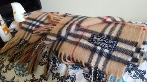Burberry scarf for Sale in West Palm Beach, FL