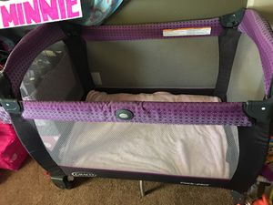 A crib car seat and stroller for Sale in Orland, CA