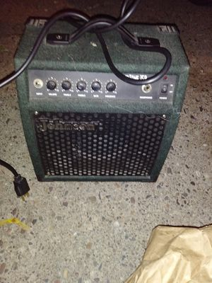 Johnson amp tone 1 for Sale in Maplewood, MN
