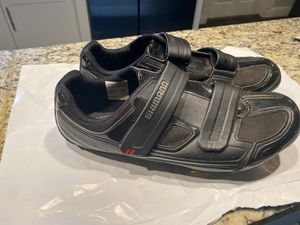 Shimano Road bike clip shoes for Sale in Azalea Park, FL