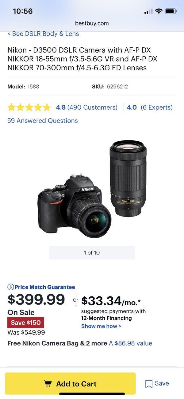 Nikon pro camera 👌