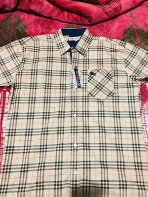 Burberry dress shirt for Sale in YSLETA SUR, TX