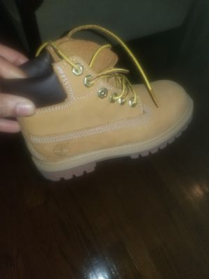 Timberland boots, new for Sale in Mount Rainier, MD