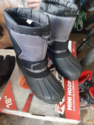 Kids snow boots for Sale in Montgomery, IL