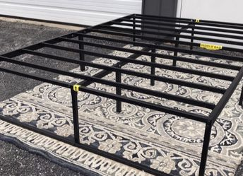"""New In A Box FULL Size Platform Bed Frame 14""""h for Sale in Columbus,  OH"""