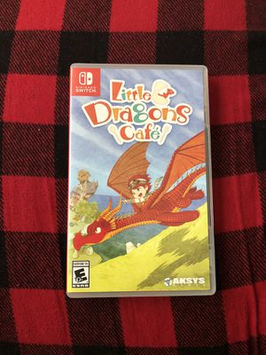 Little Dragon's Cafe Nintendo Switch Game for Sale in Providence, RI