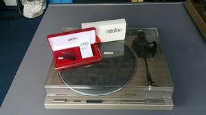 Pioneer turntable w/ ortofon needle for Sale in El Cajon, CA