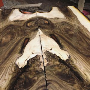 Live Edge Slabs - Walnut, elm, sycamore, etc. for Sale in Knoxville, TN