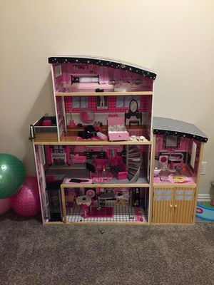 Doll/Barbie playhouse for Sale in McKinney, TX