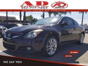 2011 Nissan Altima for Sale in Whittier, CA
