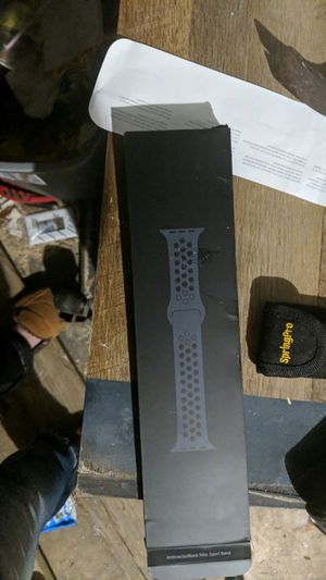 Nike Apple watch BANDS ONLY for Sale in Marengo, OH