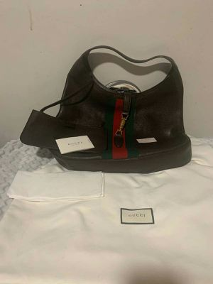 GUCCI BAG JACKIE SOFT LEATHER HOBO BAG for Sale in Los Angeles, CA