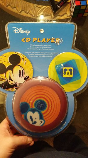 Disney CD player brand new for Sale in Manchester Township, NJ