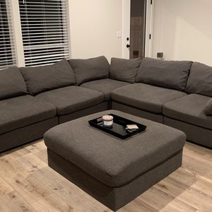 Grey Sectional From Coaster Fine Furniture for Sale in Vancouver, WA