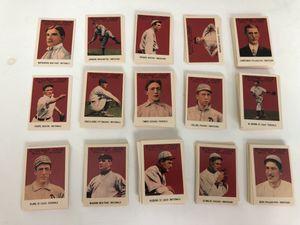 Cracker Jacks 1915 Reprint Mini Baseball Cards Lot Of 134 for Sale in Longwood, FL