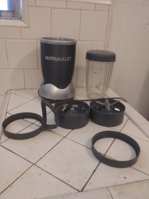 Nutribullet grinder / blender for Sale in Houston, TX