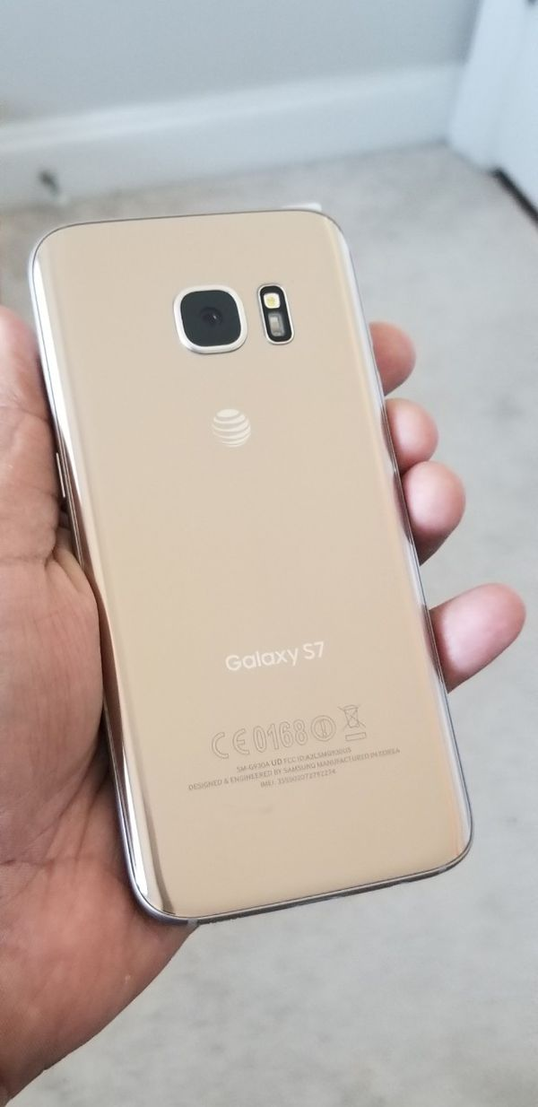 """Samsung Galaxy S7 32GB ,,Factory UNLOCKED Excellent CONDITION """"as like nEW"""""""